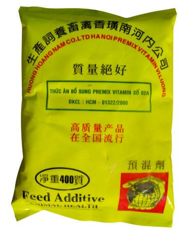 Dinh dưỡng gia súc PREMIX VITAMIN - 02A