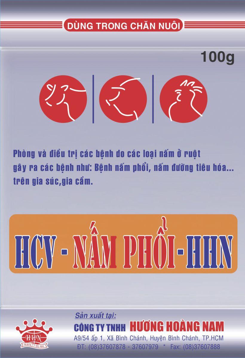 Thuốc thú y HCV - Nấm phổi - HHN
