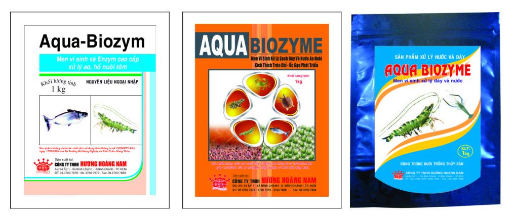 Hóa chất xử lý môi trường Aqua Biozyme