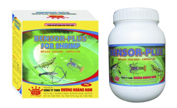 Dinh dưỡng thủy sản Bensor - plus