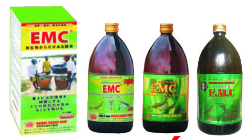 Hóa chất xử lý môi trường Chế phẩm E.M.C