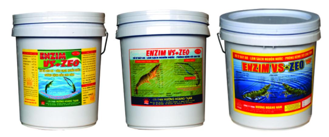 Hóa chất xử lý môi trường Enzyme VS Zeo