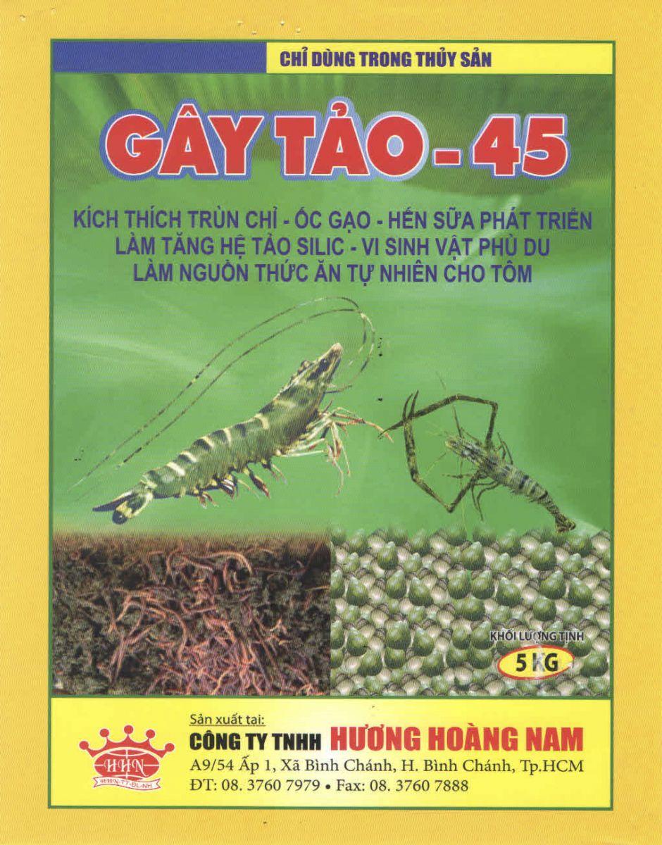 THUỐC THÚ Y HHN - Gây tảo 45