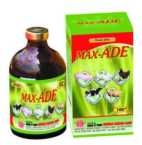 Thuốc thú y Max - ADE
