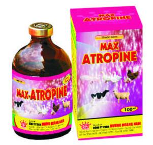 Thuốc thú y Max - Atropine