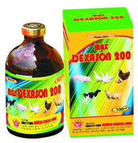 Thuốc thú y Max - Dexason 200