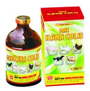 Thuốc thú y Max - Kana colis