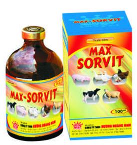 Thuốc thú y Max - Sorvit
