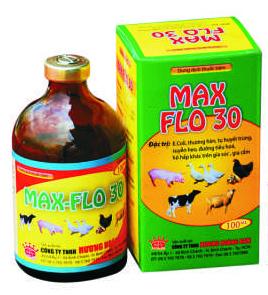 Thuốc thú y Max Flo 30