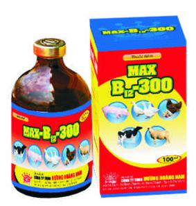 Thuốc thú y Max - B12 300