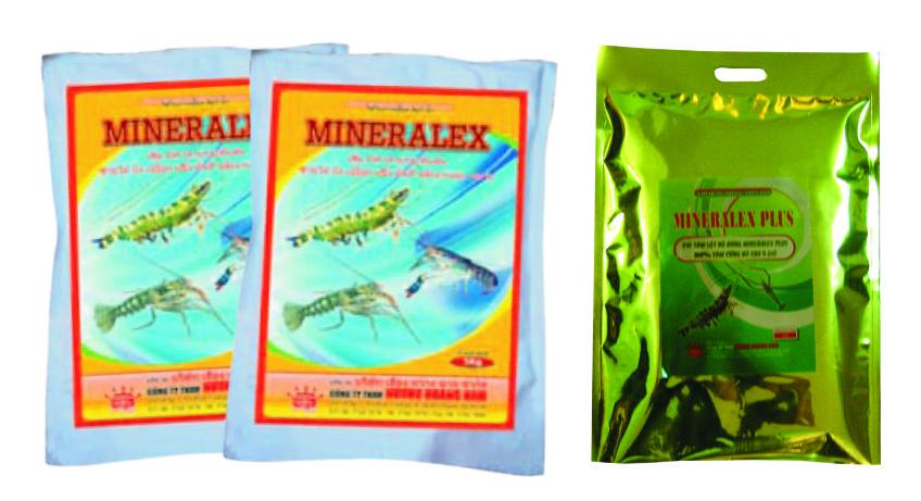 Dinh dưỡng thủy sản Mineralex