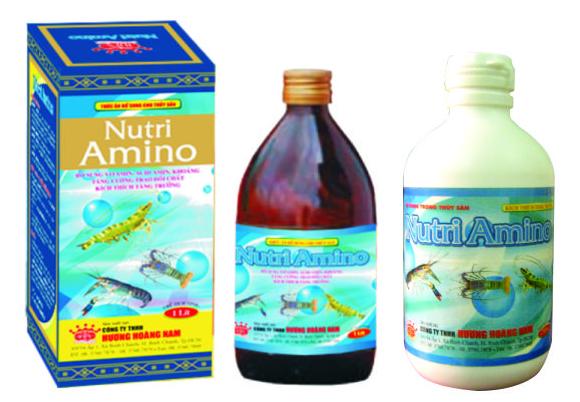 Dinh dưỡng thủy sản Nutri Amino
