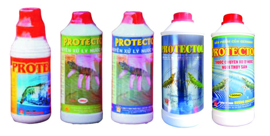 Hóa chất xử lý môi trường Protectol
