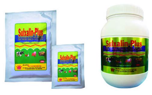 Thuốc Sulxalin - Plus
