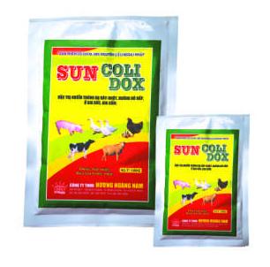 Thuốc thú y Sun - Colidox