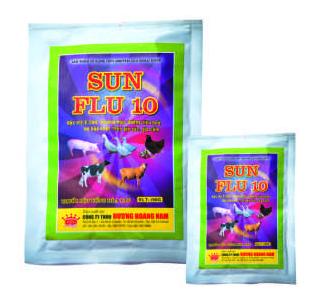 Thuốc thú y Sun Flu 10