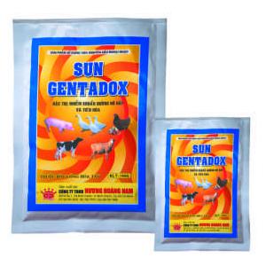 Thuốc thú y Sun Gentadox
