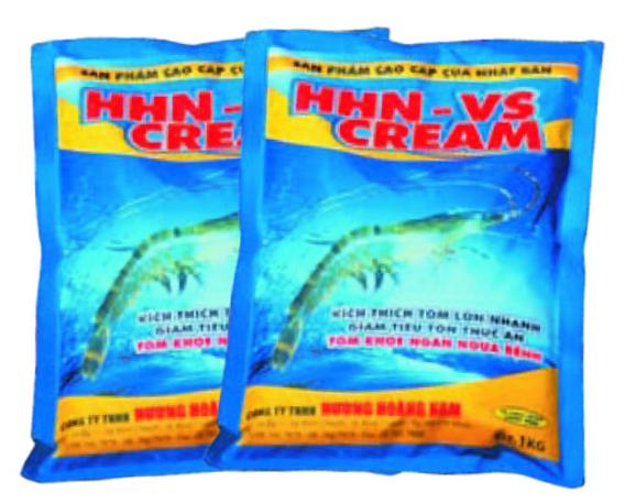Dinh dưỡng thủy sản VS Cream