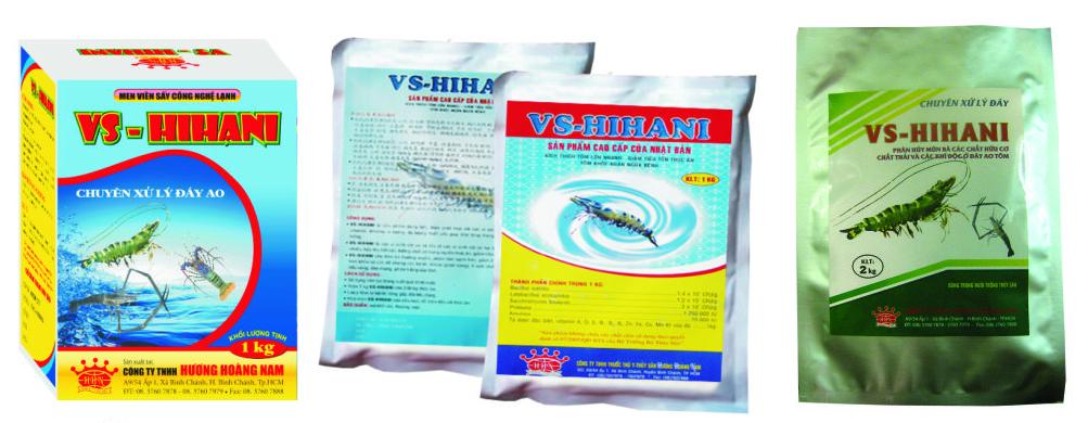 Hóa chất xử lý môi trường VS - Hihani