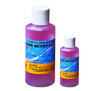 Thuốc thú y Xanh Methylen 1%