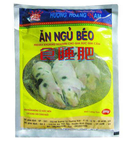 Thuốc dinh dưỡng gia súc ĂN NGỦ BÉO