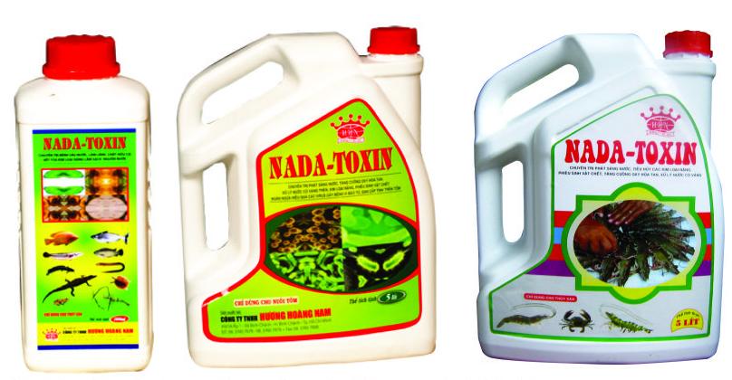 Hóa chất xử lý môi trường Nada Toxin